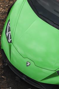 750x1334 Lamborghini Huracan Forza Horizon 4 4k