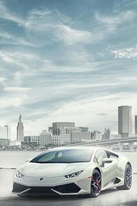 Lamborghini Huracan Miami
