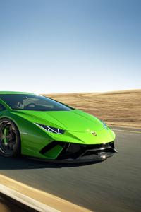 2160x3840 Lamborghini Huracan Performante 2020 4k