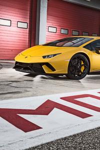 Lamborghini Huracan Performante 4k