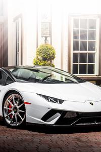 Lamborghini Huracan Performante 5k