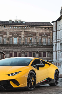 640x960 Lamborghini Huracan Performante New