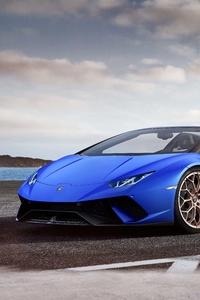 Lamborghini Huracan Performante Spyder 2018 12k