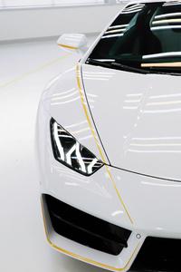 Lamborghini Huracan RWD Ad Personam 4k