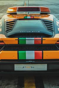 Lamborghini Huracan RWD Follow Me Car 4k