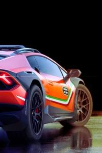 Lamborghini Huracan Sterrato Concept 2019 Rear