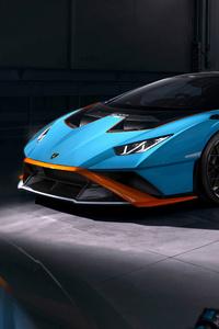 Lamborghini Huracan Sto 2020 5k