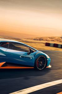 Lamborghini Huracan Sto 5k
