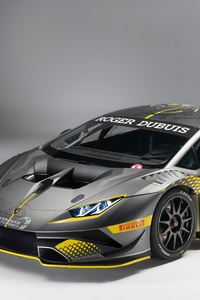 Lamborghini Huracan Super Trofeo EVO 2018 4k