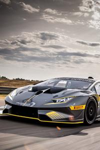 Lamborghini Huracan Super Trofeo EVO 2018 Front