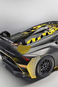 Lamborghini Huracan Super Trofeo EVO 2018 Rear