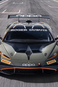 1125x2436 Lamborghini Huracan Super Trofeo Evo2 5k