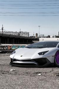 Lamborghini La 2020
