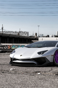 320x568 Lamborghini La 2020