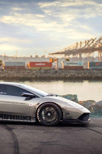 320x480 Lamborghini Murcielago 4k