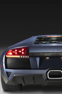 480x800 Lamborghini Murcielago LP 640 4k