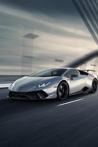 2160x3840 Lamborghini Perfomante 4k