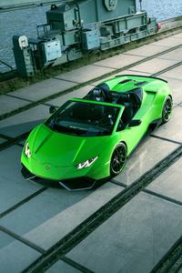 Lamborghini Roadster 4k