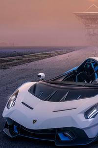 1125x2436 Lamborghini Sc 20 5k