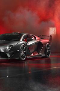 1080x2280 Lamborghini SC18 2018 4k