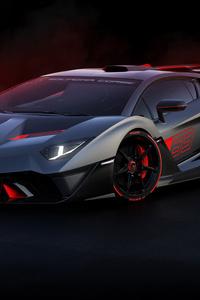 1080x2280 Lamborghini SC18 2018