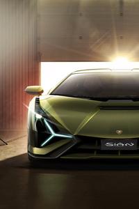 Lamborghini Sian 2019 8k