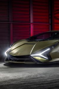 Lamborghini Sian 5k
