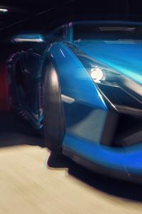 Lamborghini Sian Cgi 4k