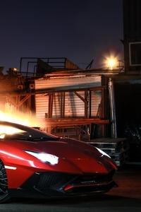 1440x2560 Lamborghini Sv 5k