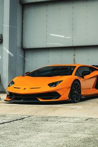 Lamborghini SVJ 8k