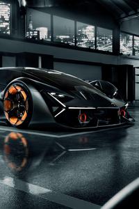 Lamborghini Terzo Millennio 2019