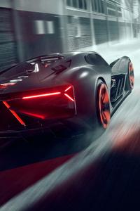 Lamborghini Terzo Millennio 2019 5k