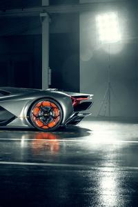 Lamborghini Terzo Millennio 2019 New