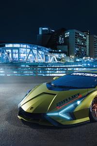 800x1280 Lamborghini Terzo Millennio 2020