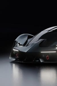 1125x2436 Lamborghini Terzo Millennio 2020 4k