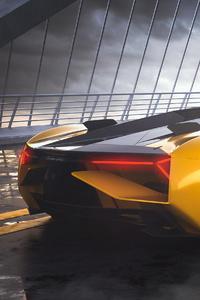 Lamborghini Terzo Millennio 4k 2019
