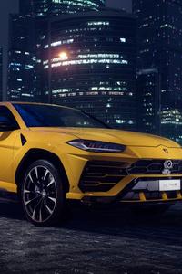Lamborghini Urus 4k 2018