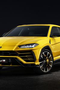 2160x3840 Lamborghini Urus 4k