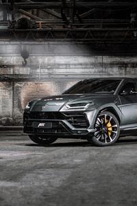 240x320 Lamborghini Urus Abt 2019