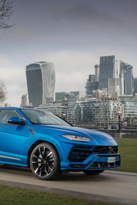 Lamborghini Urus Body Color Package 2018 4k