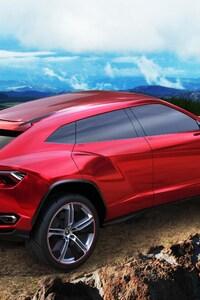 1280x2120 Lamborghini Urus Concept
