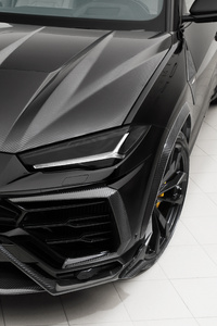 Lamborghini Urus Photoshoot 2018