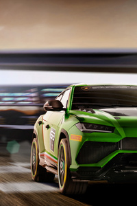 240x320 Lamborghini Urus ST X Concept 2018 4k