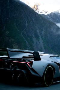 Lamborghini Veneno Gran Turismo Sport