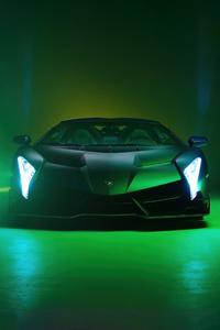 Lamborghini Veneno Roadster 5k
