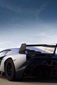 Lamborghini Veneno Supercar 2