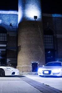 Lamborghini Vs Audi