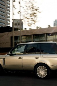 Land Rover Blur
