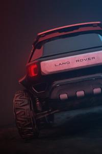 Land Rover Concept Artistic Artwork