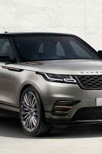 Land Rover Range Rover Velar 4k